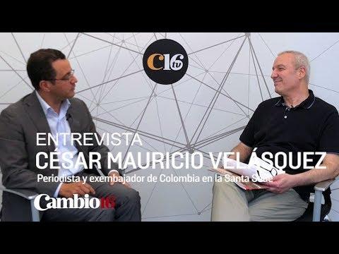 Entrevista César Mauricio Velásquez | Cambio16