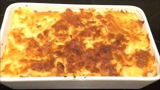 Рецепт Картофеля Гратен \\ Рецепт приготовления запеченного картофеля
