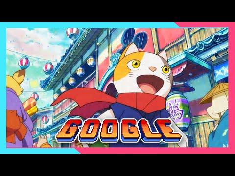【Google Doodle Champion