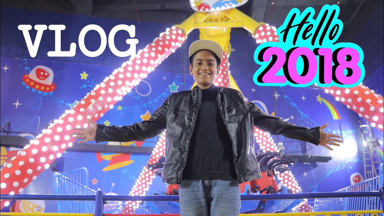 HAPPY NEW YEAR 2018 || VLOG 009 – New year's eve party