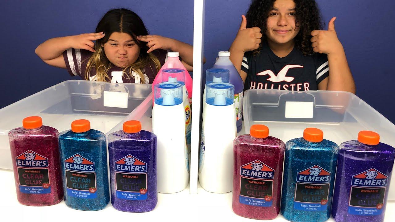 Slime Master Mary And Izzy: Twin Telepathy Slime Challenge