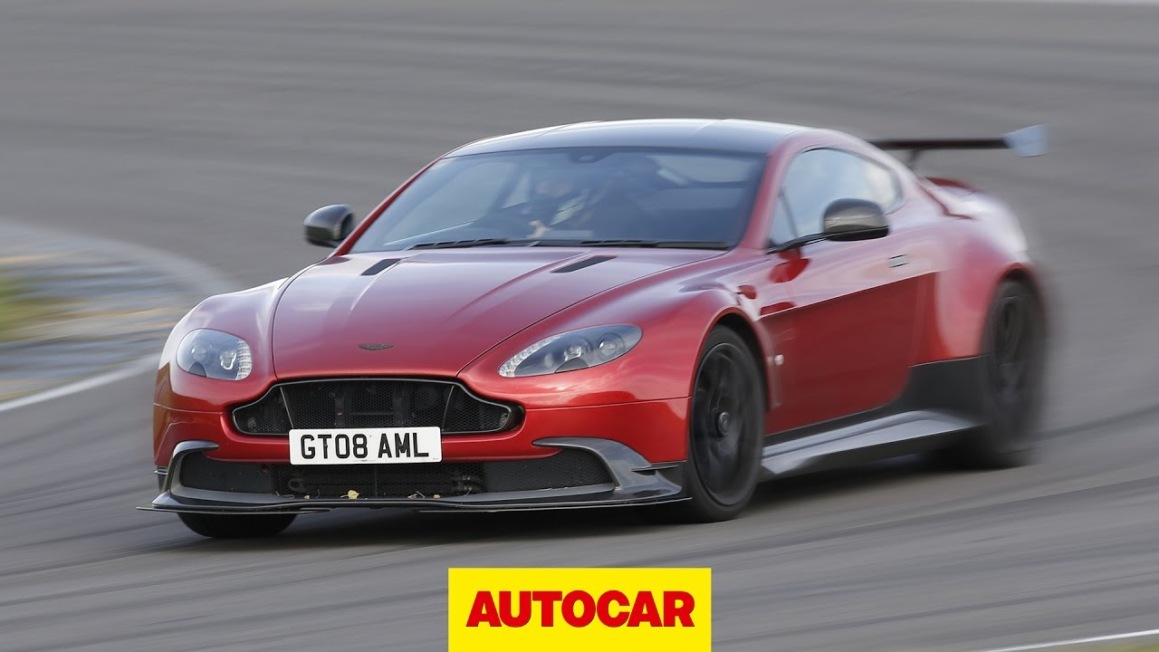 Aston Martin Vantage GT8   Britainu0027s Best Driveru0027s Car | Part 6 | Autocar