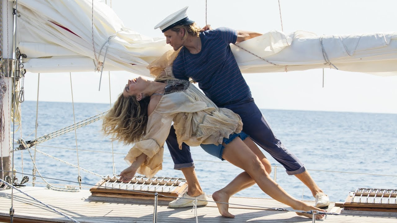63a940a649 MAMMA MIA! 2 Here We Go Again Trailer