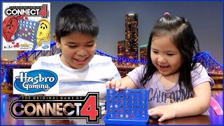 CONNECT 4 GAME HASBRO GAMING