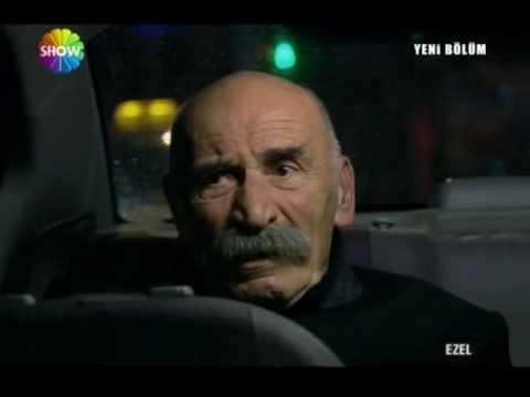 Ezel 12. Bölüm - Ramiz dayi taksi