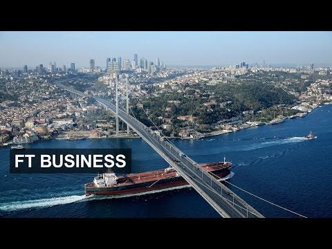 Turkey's infrastructure and impact of lira | FT Business