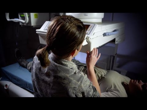 U.S. Air Force: Diagnostic Imaging