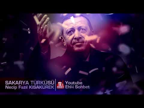 Erdoğan - Sakarya Türküsü Şiiri (Yeni 2018)