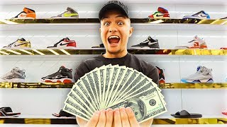 The $500 Shoe Palace Challenge!