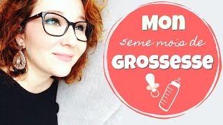 🍼Vlog de Grossesse #5 : Découverte du sexe, Test glycémie, Préparation à l'accouchement + Haul bébé