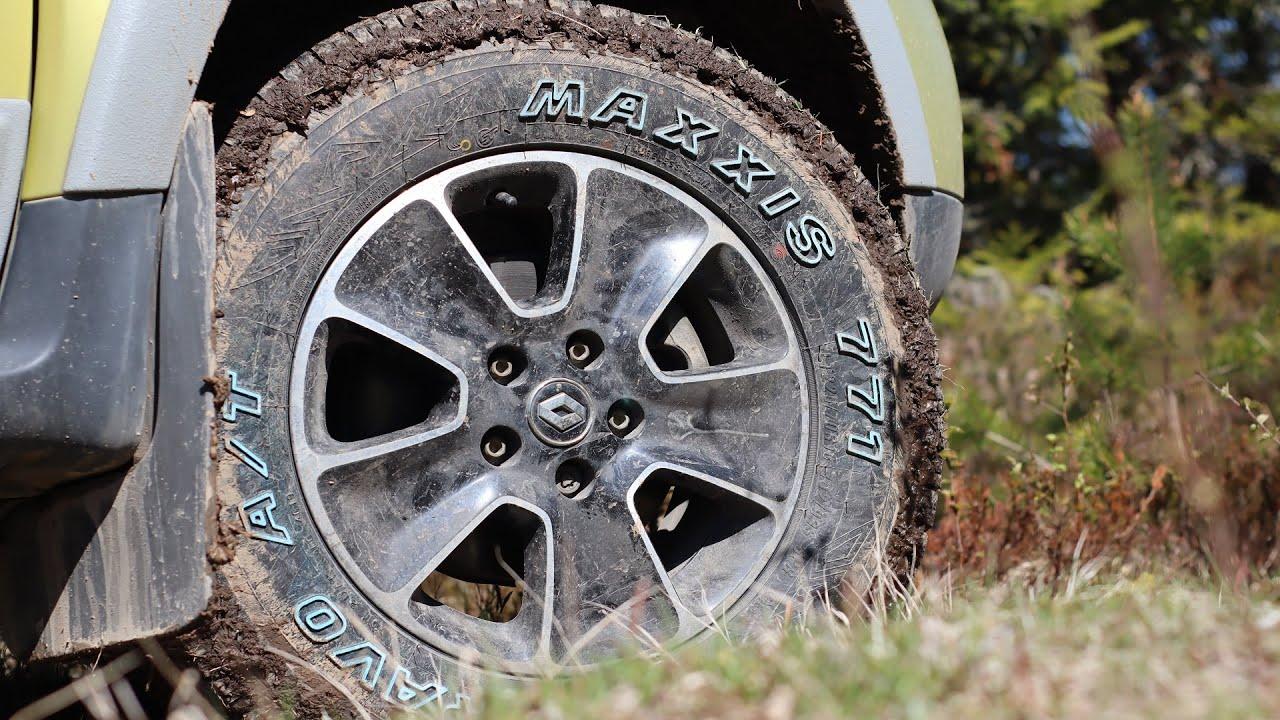 Большие колёса на Рено Дастер (Dacia Duster offroad wheels)