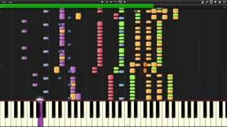 Darude - Sandstorm (Synthesia)
