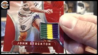 SICK! Courtside Basketball 8-Box Random Mixer #100 [Spectra, Lettermen, Vanguard, Contenders Optic]