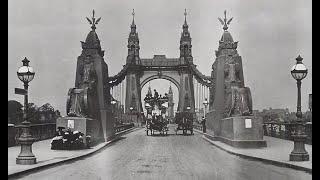 HAMMERSMITH - THE BRIDGE TO NOWHERE