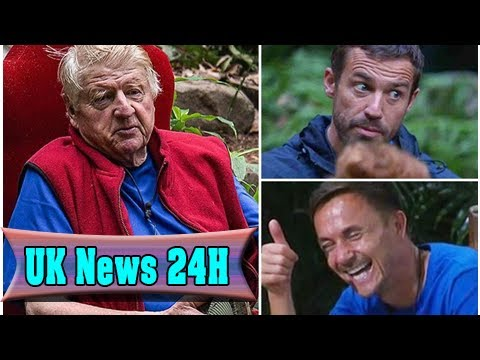 I'm a celeb's stanley johnson has viewers in hysterics as he calls dennis wise desmond and thinks j