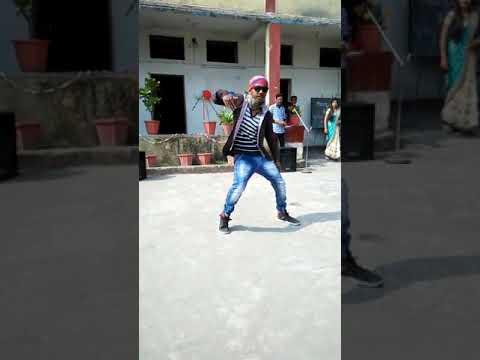 Tere Darshan Bade Jaruri || Performed By Abhishek || Choreograph By Abhishek || In School Farewell..