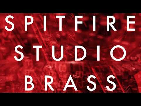 Spitfire Studio Brass Demo - 'Mountains'