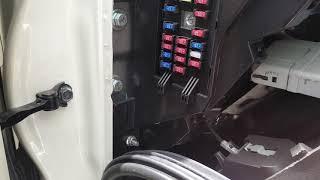 토스카 출장블랙박스장착 의 문제점 지적질