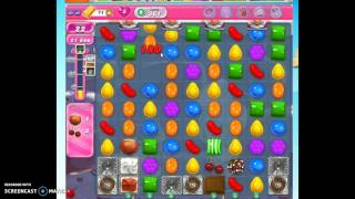 Candy Crush Level 361 w/audio tips, hints, tricks