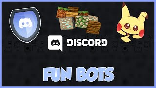Top 10 Discord Game Bots [2019] Grow an Active and Fun Server!
