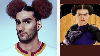 Marouane Fellaini's New Hairstyle is Being Absolutely Slaughtered