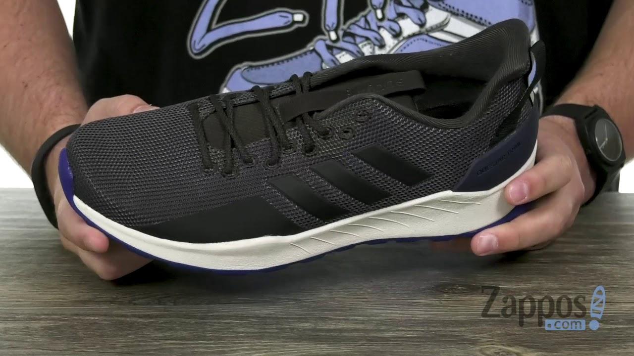adidas Running Questar Trail SKU  9055960 - YouTube 9a8a0c7d5