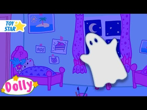 Dolly and friends New Cartoon For Kids | real ghost | Season 1 Episode #144 Full HD