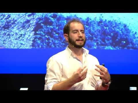 De locos exploradores y planetas encantados: Diego Cortijo at TEDxValladolid