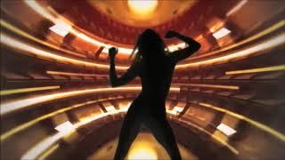 VIBRANDO shadow sexy dance dibuja la musica con el movimiento de tu cuerpo