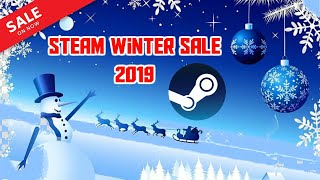 STEAM WINTER SALE 2019 - First Look! Winter Sale From 19th December 2019 Till 2nd January 2020