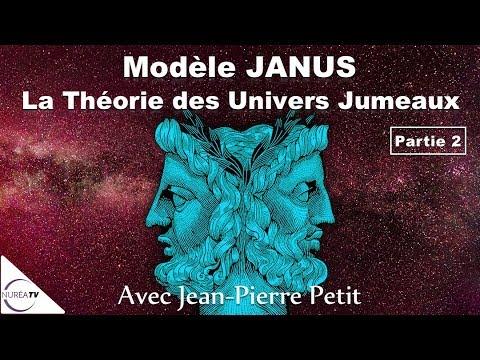 « LE MODÈLE JANUS  » Partie 2  et plus encore ! avec JeanPierre Petit  NURÉA TV