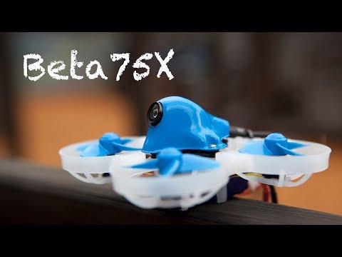 Beta75X Whoop Quadcopter (2S) – BETAFPV Hobby