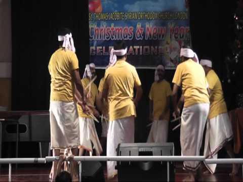 Kolkali by St. Thomas Kudumba Unit