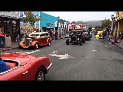 Seaside Wheels and Waves Parade
