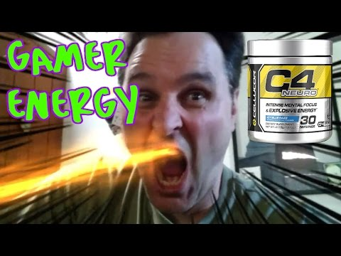 Energy For Gamers C4 Neuro review by Xzulas