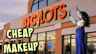 Shopping for Discount Makeup at Big Lots | NikkiBeautyBliss