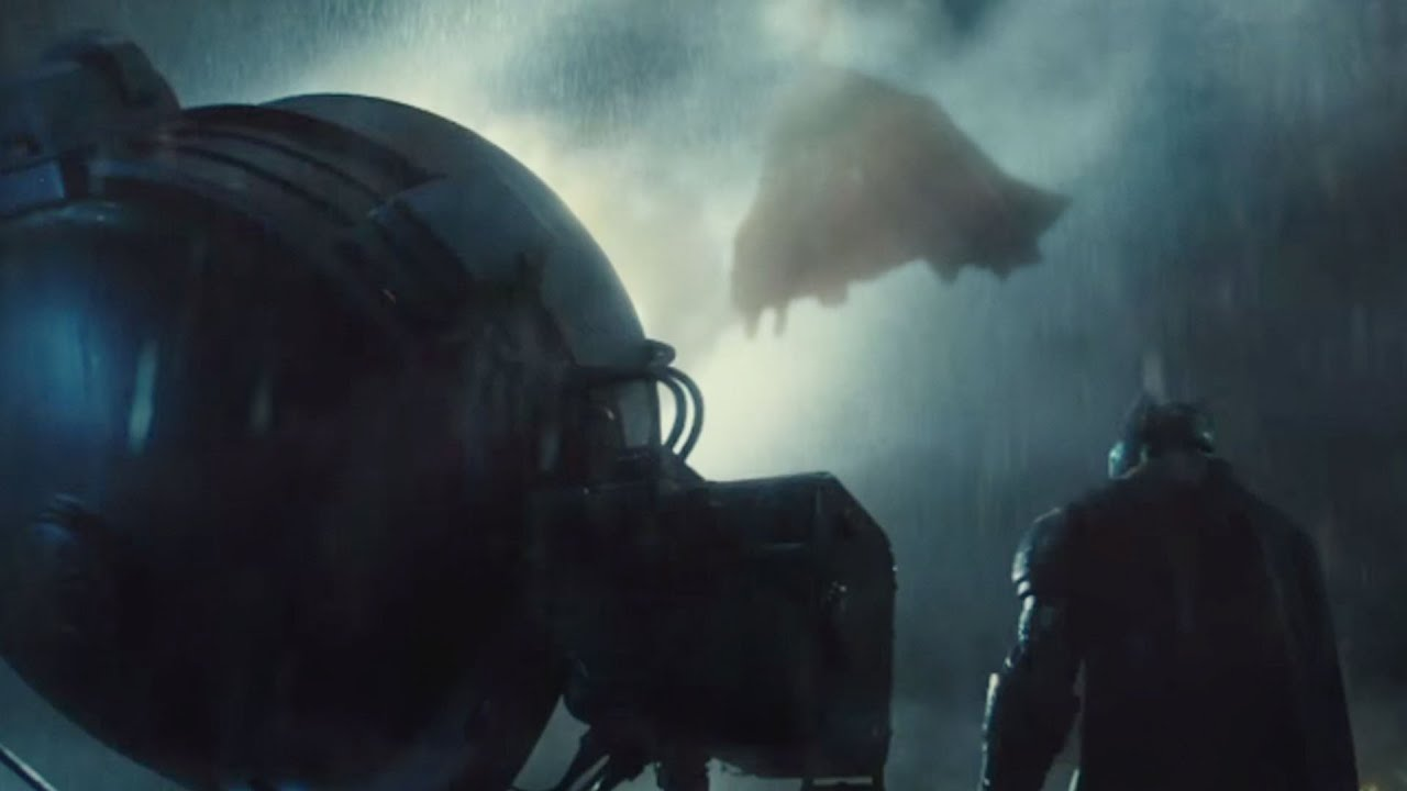 BATMAN V SUPERMAN Comic Con Panel And Trailer Review Collider