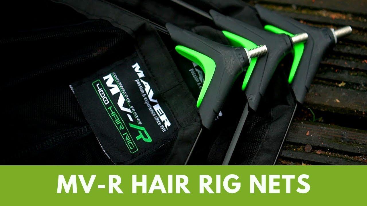 Maver MV-R Hair Rig Landing Nets 40cm 50cm Sizes 45cm