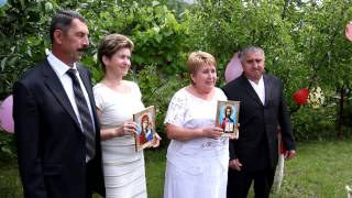 Артем и Ирина свадьба приезд благословение