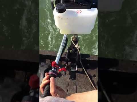 Tomking TK144FCA 4 Stroke Bot ve Tekne Motoru 4 Hp