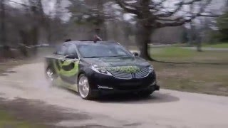 NVIDIA 自駕車 BB8 訓練影片