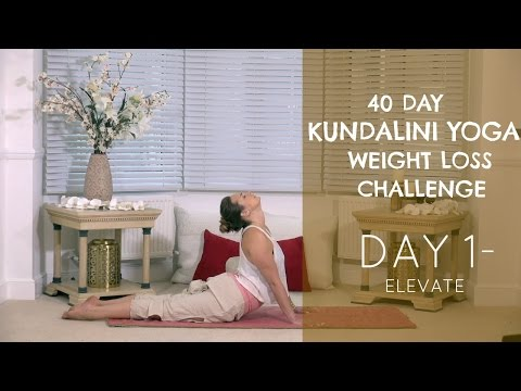 day-1:-elevate---the-40-day-kundalini-yoga-weight-loss-challenge-w/-mariya