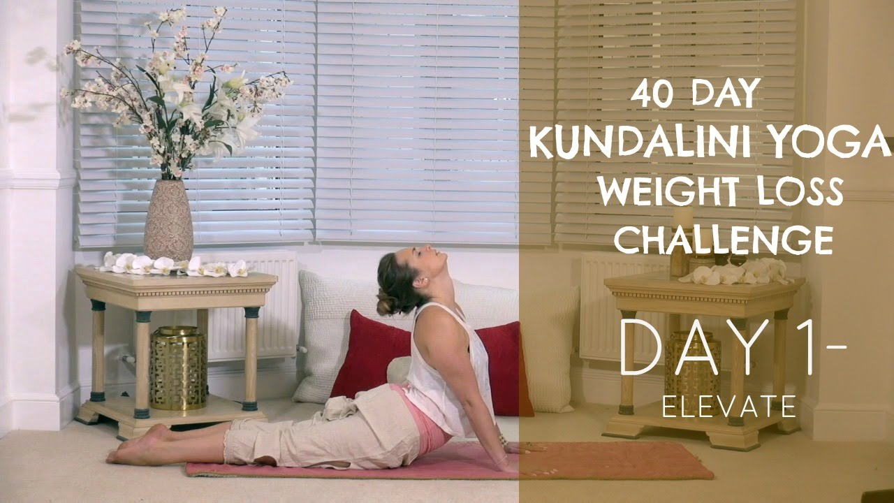 Day 1 Elevate The 40 Day Kundalini Yoga Weight Loss Challenge W Mariya
