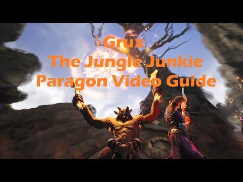Grux The Jungle Junkie