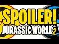 JURASSIC WORLD 2 - SPOILERS - Nerd Rabugento
