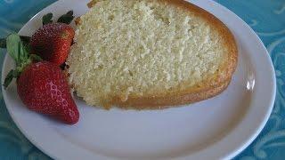 How To Make Kentucky Butter Cake