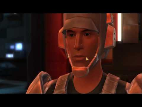 Star Wars The Old Republic Trooper Chapter 1 part 4 RESCUE AND UPGRADE