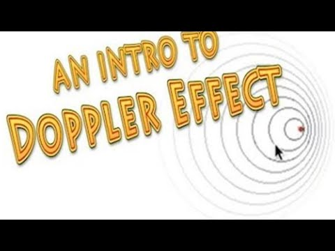 Doppler Effect  Explained in simple terms