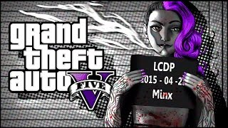 MINX & KIWO DRINK AND DRIVE | Grand Theft Auto V | 04