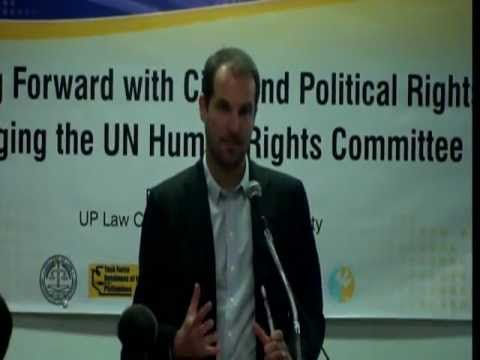 Moving Forward with Civil and Political Rights: Engaging the UN Human Rights Committee